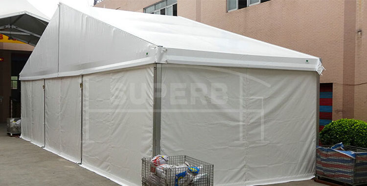 Outdoor Glass Wall Aluminium Tent [BS series]