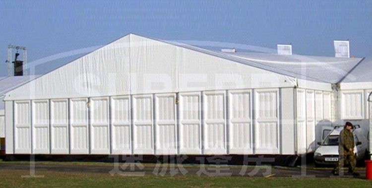 Special large warehouse tent