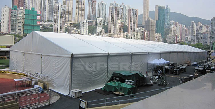 Aluminum Tent For Sport Event [BS Series]