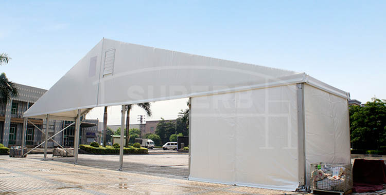 Aluminum frame wedding party tent [BS series]