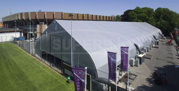 Hot Sale Exhibition Curve tent for Outdoor Events [MS series]