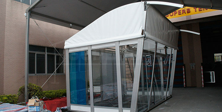 3 x 5 m Half Dome Tent for Exhibition Booth [SS series]