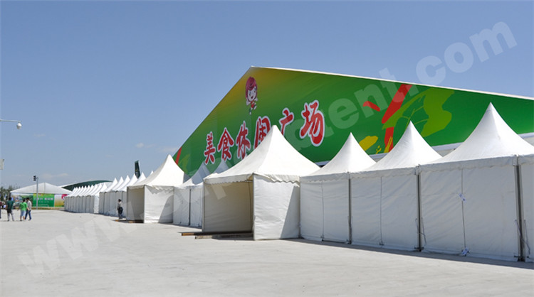 Agricultural Expo Tents