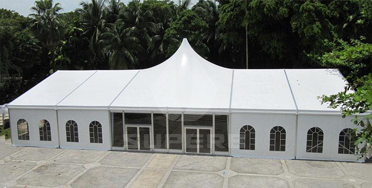 Luxury High Peak Combination Tent for Patek Philippe Chronographs