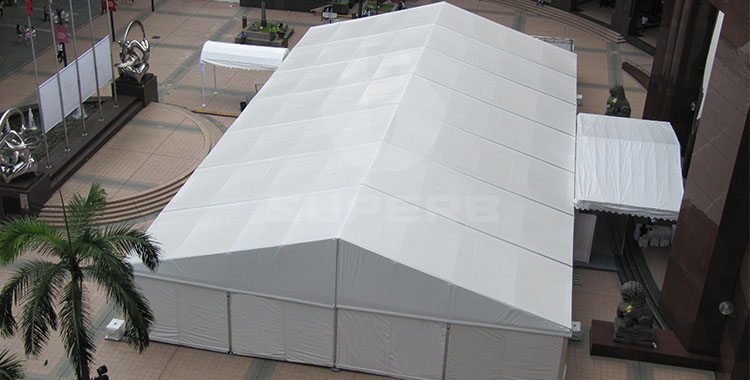 Large Aluminium Exhibition Tent for Jewelry shows